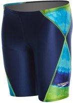 Speedo Boys' Pro LT Bye Tie Dye Jammer Swimsuit 8149572