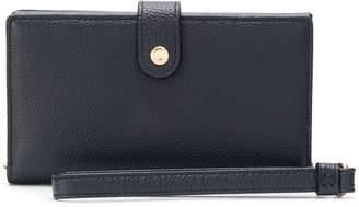 Coach foldover wallet