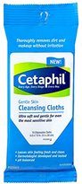 Cetaphil Skin Cleansing Cloths, 10 ea (Pack of 4)