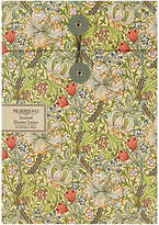 Heathcote & Ivory Morris & Co Golden Lily Scented Drawer Liners, x 5 Sheets