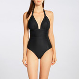 Lenny Niemeyer Essential Touch Halter Maillot