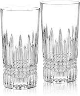 Waterford Barware, Lismore Diamond Highball Glasses, Set of 2