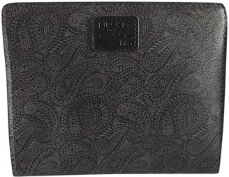 Liberty of London Designs Anthracite Synthetic Purses, wallets & cases