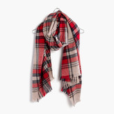 Madewell Scottsdale Plaid Scarf