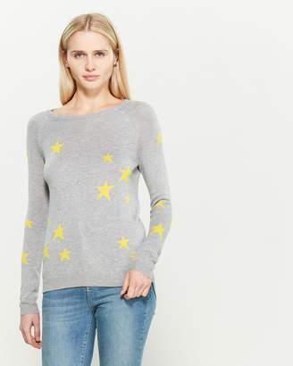 Magaschoni Star Pattern Sweater