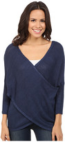 Brigitte Bailey Aiyanna Cross-Front Sweater