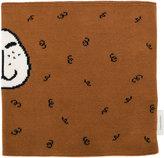 Tiny Cottons Llama knit scarf