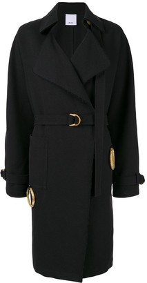 Acler Arbour trenchcoat