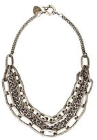 Giles & Brother Multistrand Chain Necklace