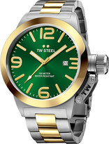 Tw Steel Cb61 Canteen Stainless Steel Watch