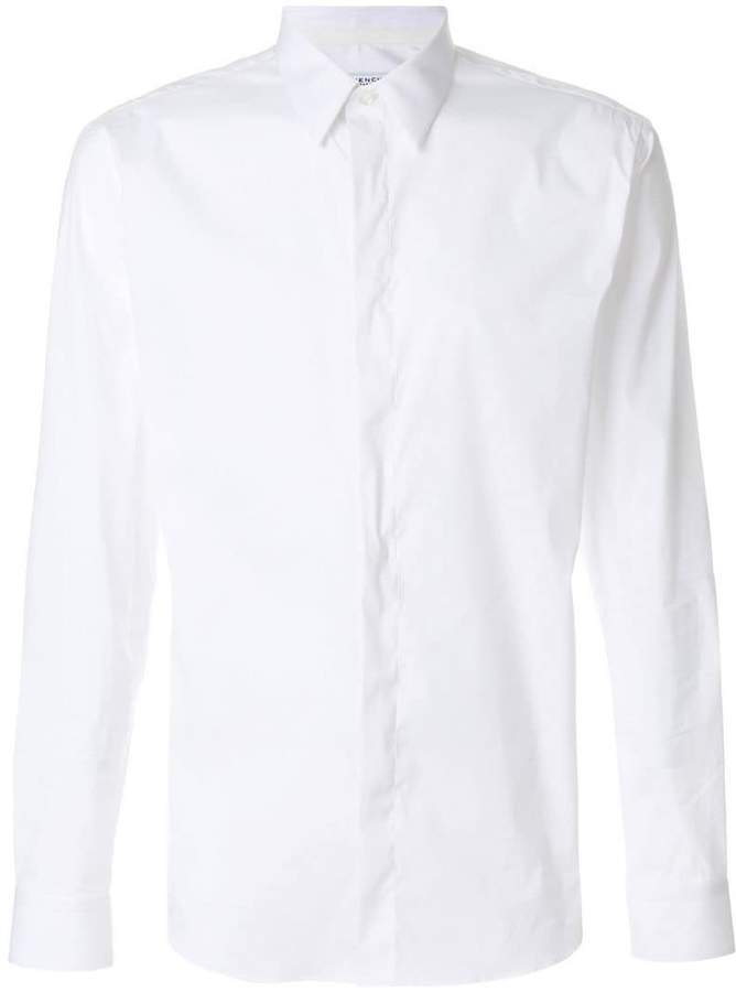 Givenchy slim dress shirt