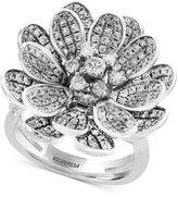 Effy Bouquet by Diamond Flower Ring (1-3/4 ct. t.w.) in 14k White Gold