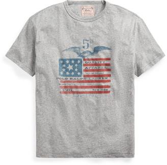 Ralph Lauren Classic Fit Graphic T-Shirt