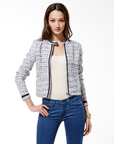 Lucky Brand Trippet Boucle Jacket