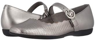 Trotters Sugar (Black) Women's Flat Shoes