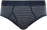 Sunspel - Striped Cotton Briefs