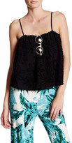 BB Dakota Lily Rose Soutache Tank
