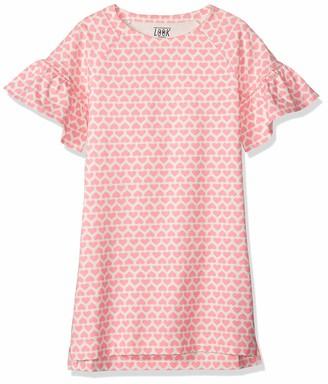 Look by crewcuts Amazon/J. Crew Brand Girls' Flare Sleeve Dress