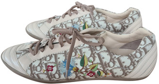 Christian Dior Multicolour Cloth Trainers