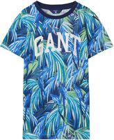 Gant Boys Parrot Print T-Shirt 3-8 Yrs