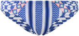 Rip Curl Blue Reversible Bikini panties Del Sol BLUE