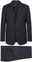 Pal Zileri Navy Wool Suit