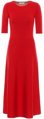 Gabriela Hearst Exclusive to Mytheresa Seymore wool-blend maxi dress