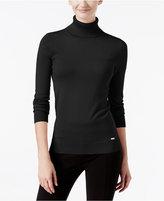 Calvin Klein Ribbed Turtleneck Sweater