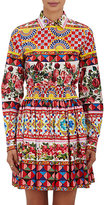 Dolce & Gabbana Women's Cotton Shirt-RED
