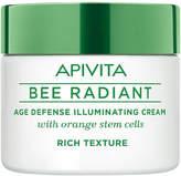 Apivita APIVITA Bee Radiant Age Defense Illuminating Cream - Rich Texture 50ml