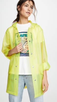 Rains Ltd Short Hooded Coat