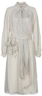 Burberry 3/4 length dress