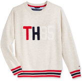 Tommy Hilfiger Chenille Graphic Sweater, Big Boys (8-20)