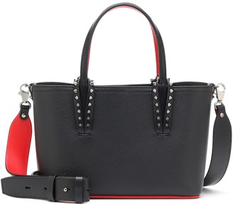 Christian Louboutin Cabata Mini leather tote
