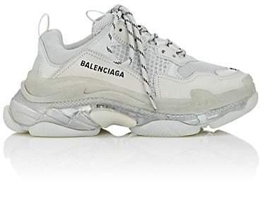 0813ecbd4e487 Balenciaga Sneakers Grey - ShopStyle