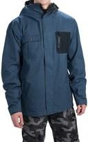 Quiksilver Illusion Shell Snowboard Jacket - Waterproof (For Men)
