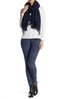 Hue Arabesque Denim Jacquard Legging