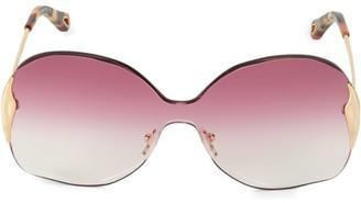 Chloé Curtis 59MM Square Sunglasses