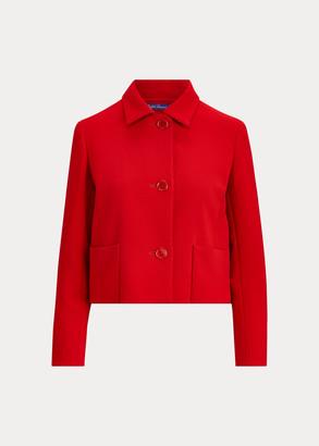 Ralph Lauren Verona Stretch Wool Jacket