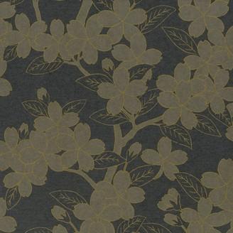 The Little Greene Paint Company Camellia Wallpaper