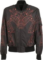 Marcelo Burlon County of Milan Multicolor Lamborghini Bomber