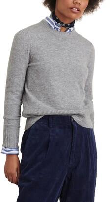 Alex Mill Claire Wool & Cashmere Crewneck Sweater
