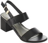 Refresh ID91 Women's Double Strap Slingt Back Block Heel Dress Sandal, Color:, Size:7.5