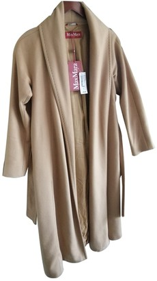 Max Mara Camel Cashmere Coats