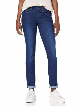 G Star Women's 3301 Contour High Rise Skinny Benwick Stretch Denim Dark Aged Jean