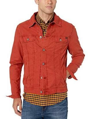 AG Adriano Goldschmied Men's Dart Linen Jacket