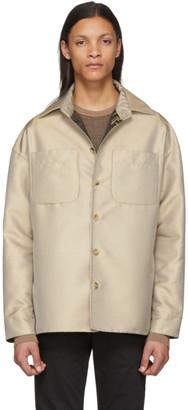 Fendi Beige Field Jacket