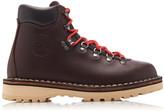 Diemme Roccia Lace-Up Leather Ankle Boots