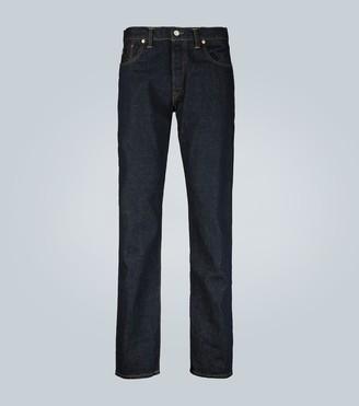 Ralph Lauren RRL Slim-fit selvedge jeans
