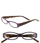 A. J. Morgan A.J. Morgan 'Promoted' Reading Glasses (Online Only) Purple/ Tortoise 1